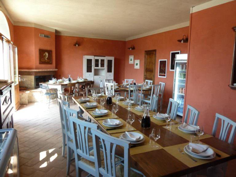 Grande sala da pranzo