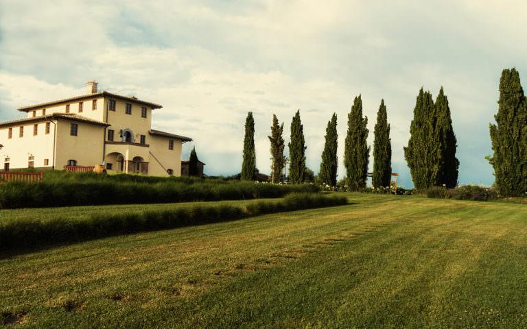 Agriturismo e cantina in provincia di Pisa