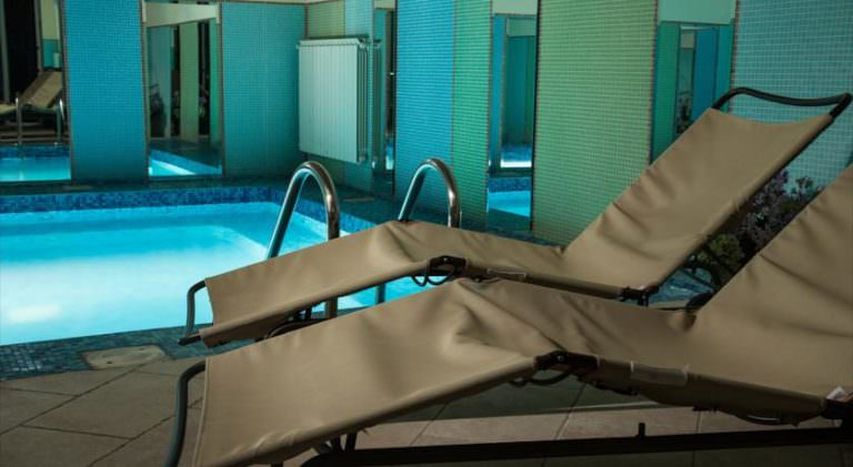 Piccola spa in boutique hotel in paesino toscano