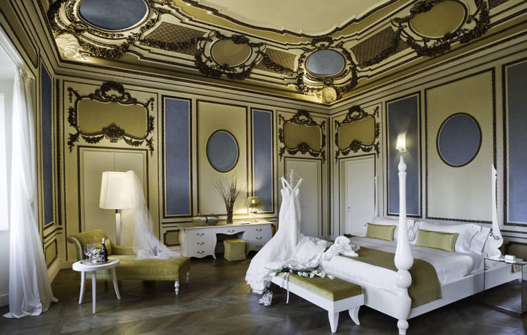 Suite matrimoniale in Toscana