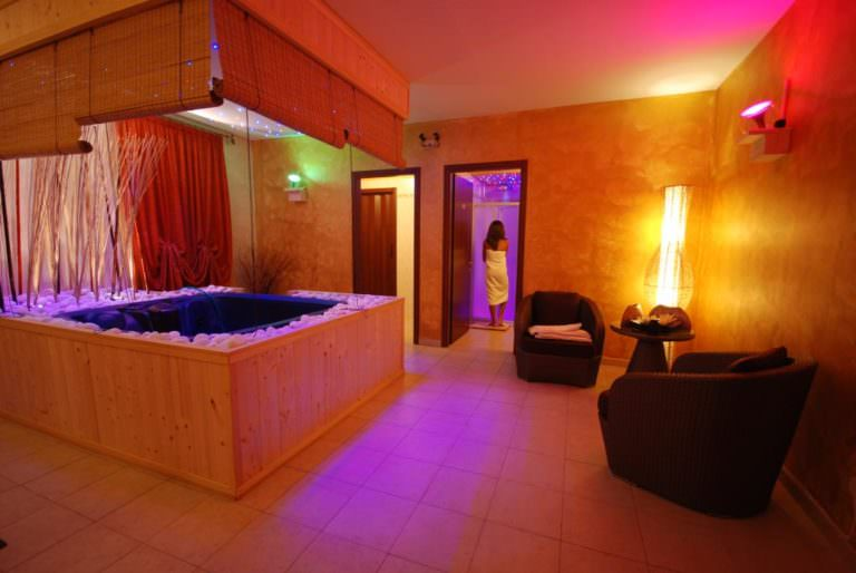 Country hotel costa toscana con SPA