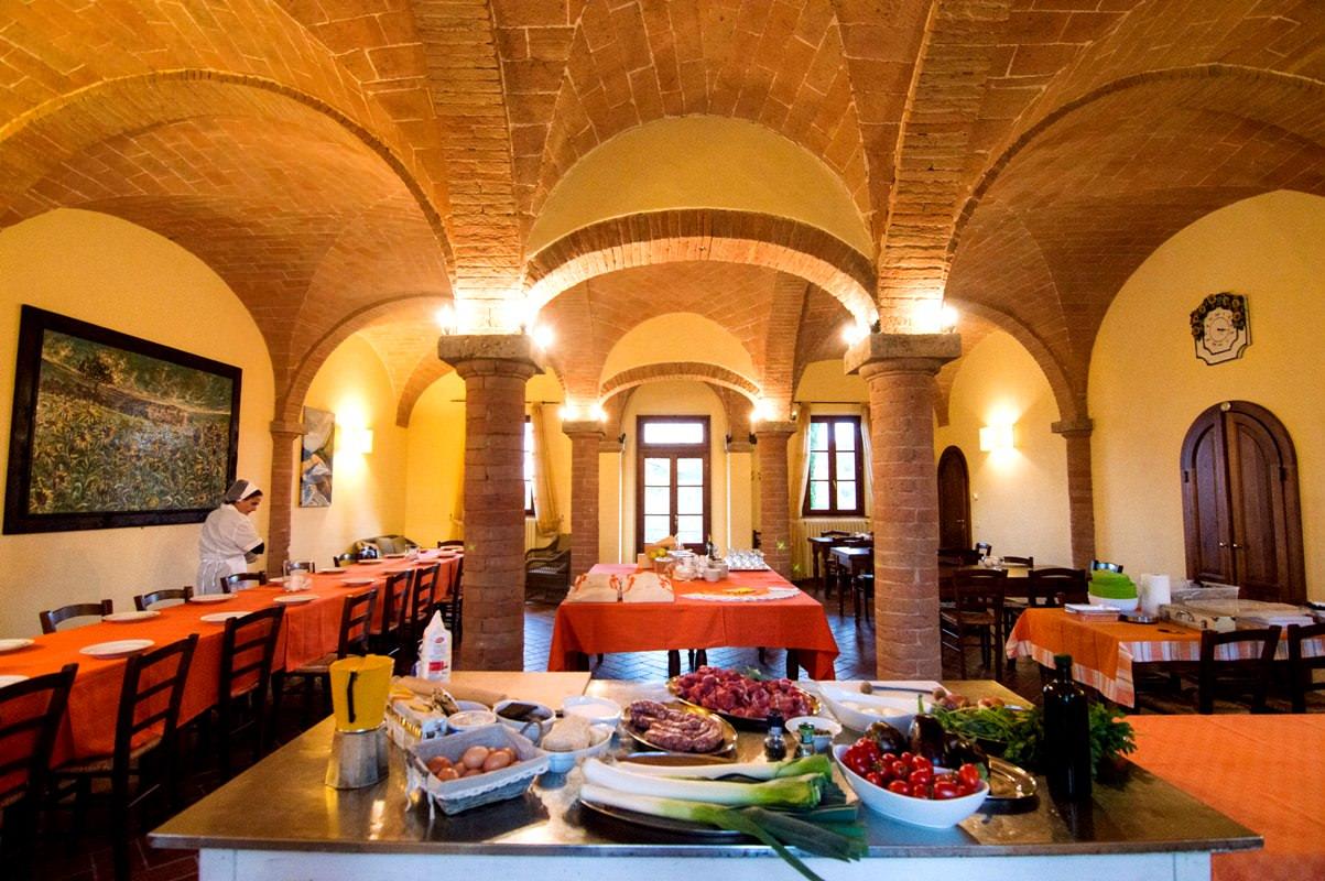 Soggiorni in toscana con corso di cucina arianna and friends - Corso cucina firenze ...