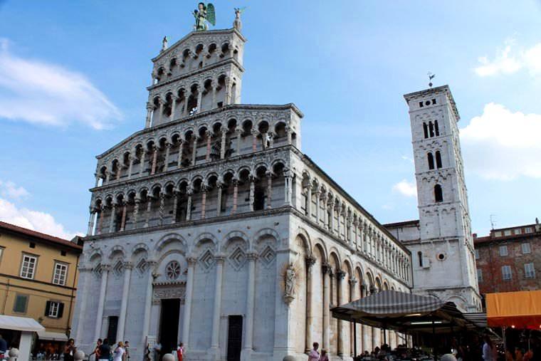 Visite guidate di Lucca