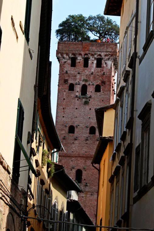 Visite guidate di Lucca e della Lucchesia
