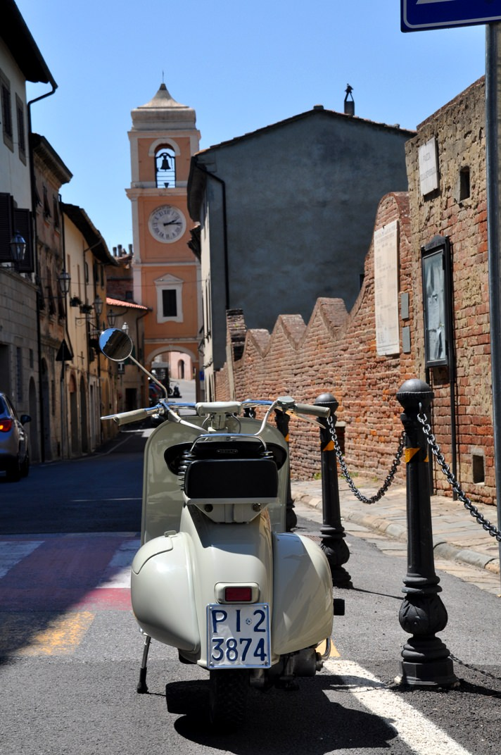Tour in vespa per turisti