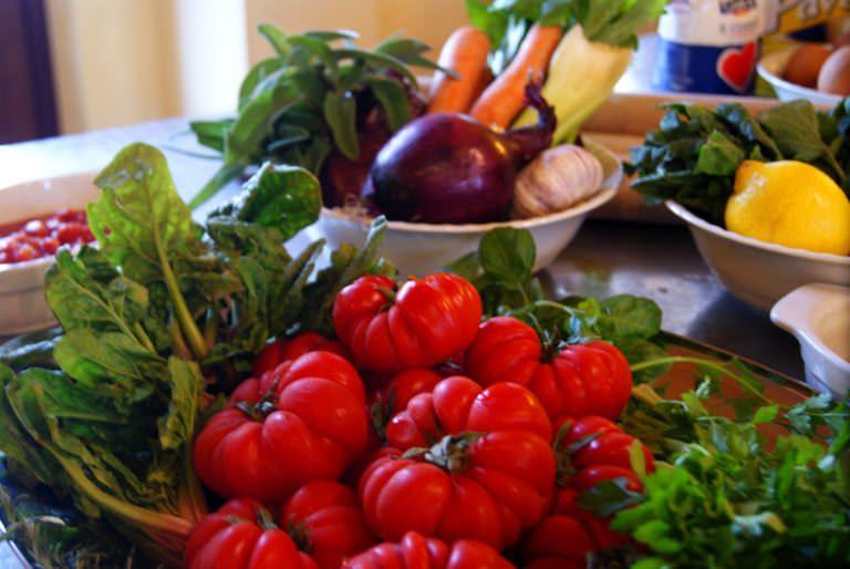 Il grinzoso, il re dei pomodori toscani
