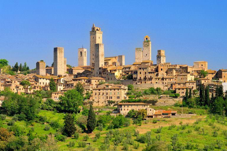 Quintessenza della Toscana medievale