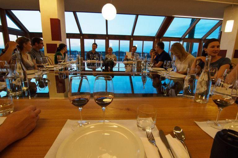 Degustare vini in Toscana