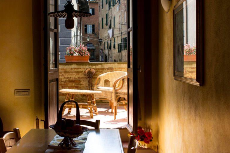 Bellissimo appartamento con terrazza e vista mozzafiato