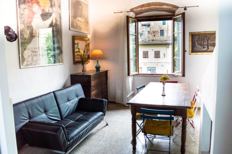 Appartamento ideale per 2 coppie di amici