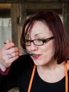 Veronica, cuoca e a wedding planner
