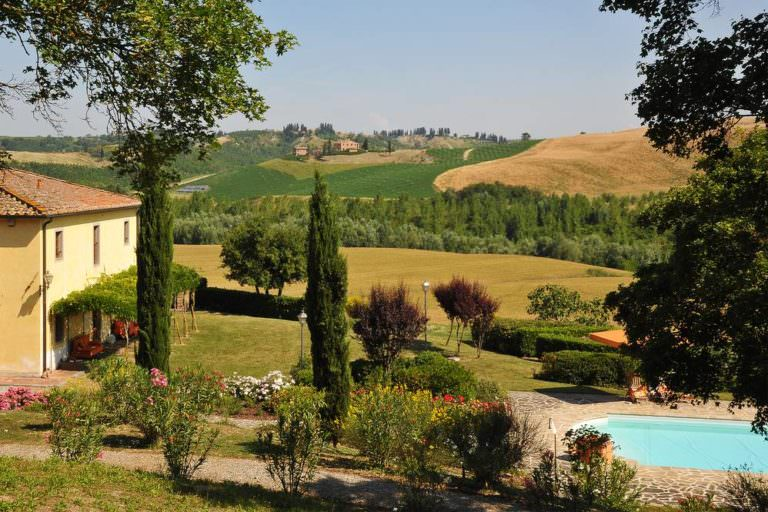 Vacanze in Toscana nei più bei rustici