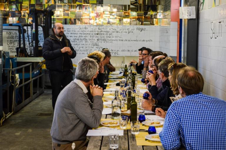 Miniseminari sull'olio d'oliva in Toscana