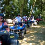 Quad tour in Toscana
