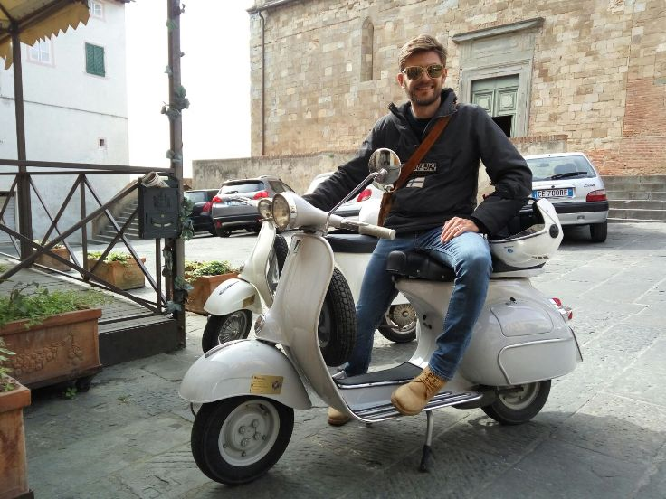 Tour guidati in vespa