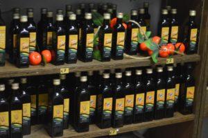 Degustazione olio di oliva
